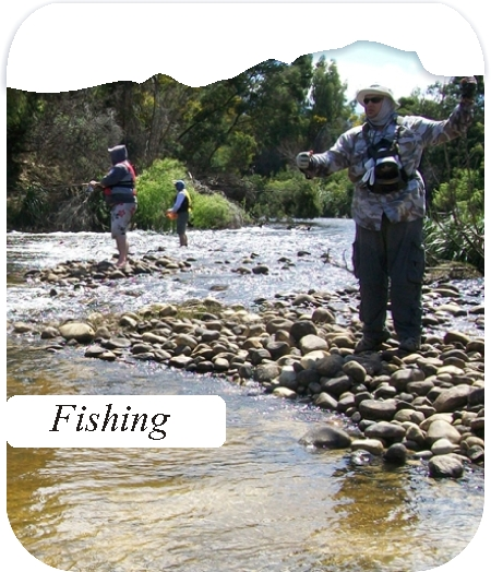 fishing Breede Valley Worcester